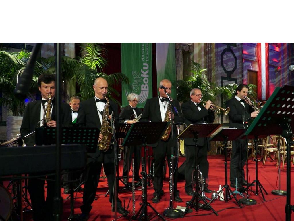 Grinberg Ballroom Band