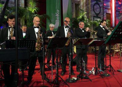 Roman Grinberg Ballroom Band, Hofburg Wien