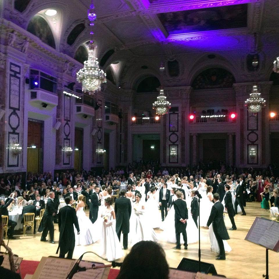 Moskauer Ball, Hofburg Wien