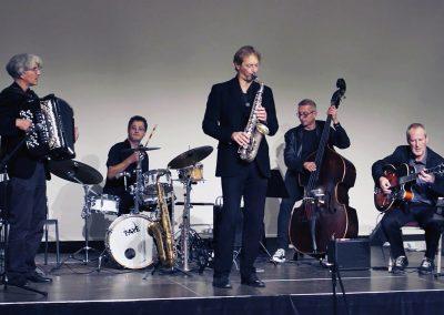 No Stress Jazz Band in der Orangerie, Schloß Esterhazy, Eisenstadt