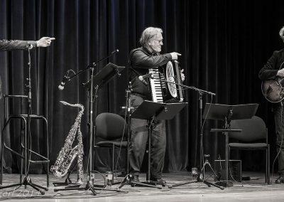 Sigi Finkel, Karl Hodina & Vlado Blum bei Swinging Days2 - Jazz Festival Wiener Neustadt